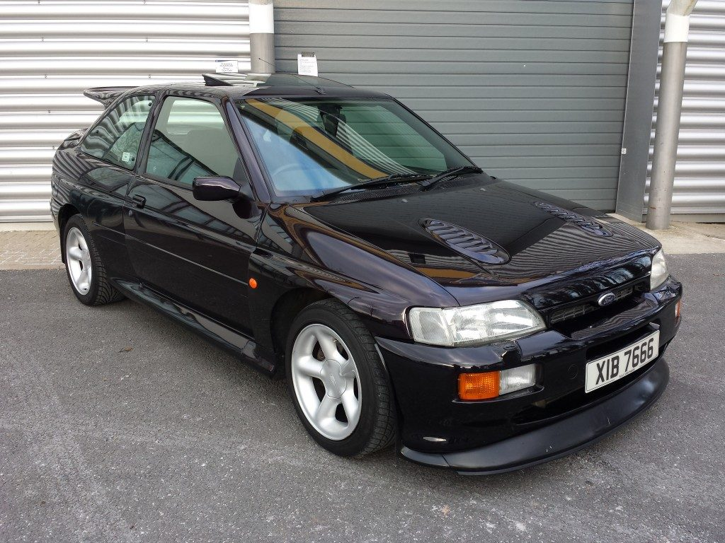 Ford Escort RS Cosworth 2.0 3dr 1996 for Sale - Aspinall Cars ...
