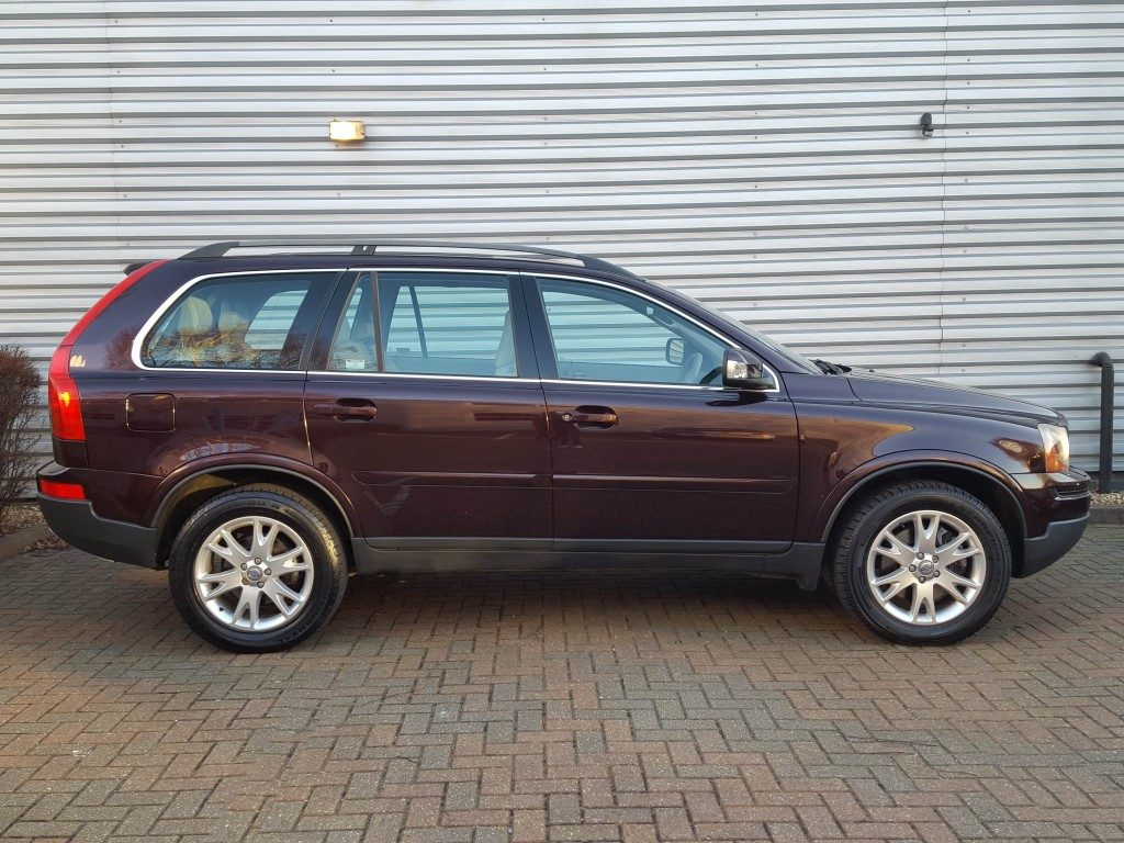 volvo xc90 d5 se awd 2 4 5dr 2006 for sale aspinall cars. Black Bedroom Furniture Sets. Home Design Ideas