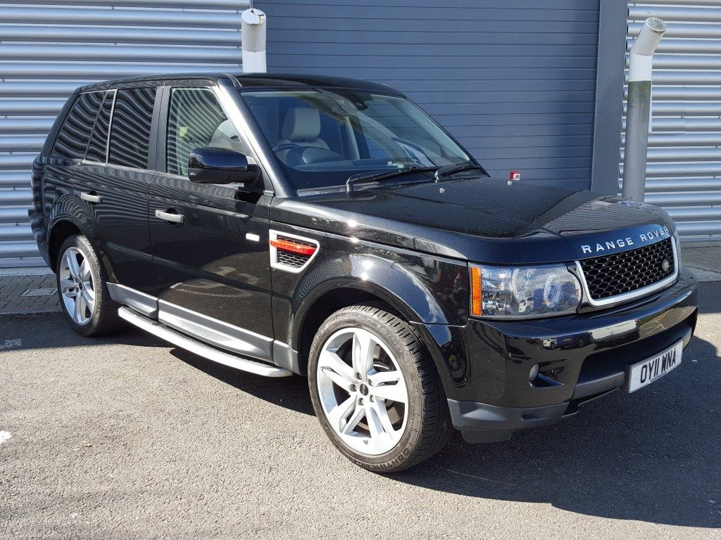 range rover sport hse tdv6 3 0 5dr 2011 for sale. Black Bedroom Furniture Sets. Home Design Ideas