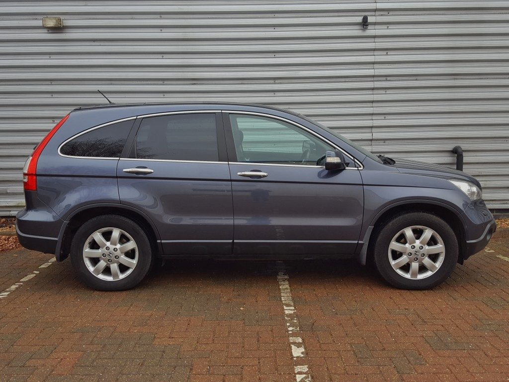 honda cr v i cdti es 2 2 5dr 2007 for sale aspinall cars used cars dorking creating higher. Black Bedroom Furniture Sets. Home Design Ideas