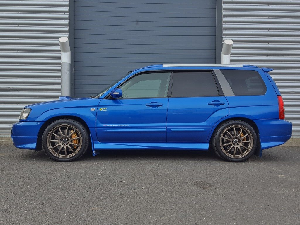 Subaru Forester WRX 2.0 5dr 2004 for Sale - Aspinall Cars ...