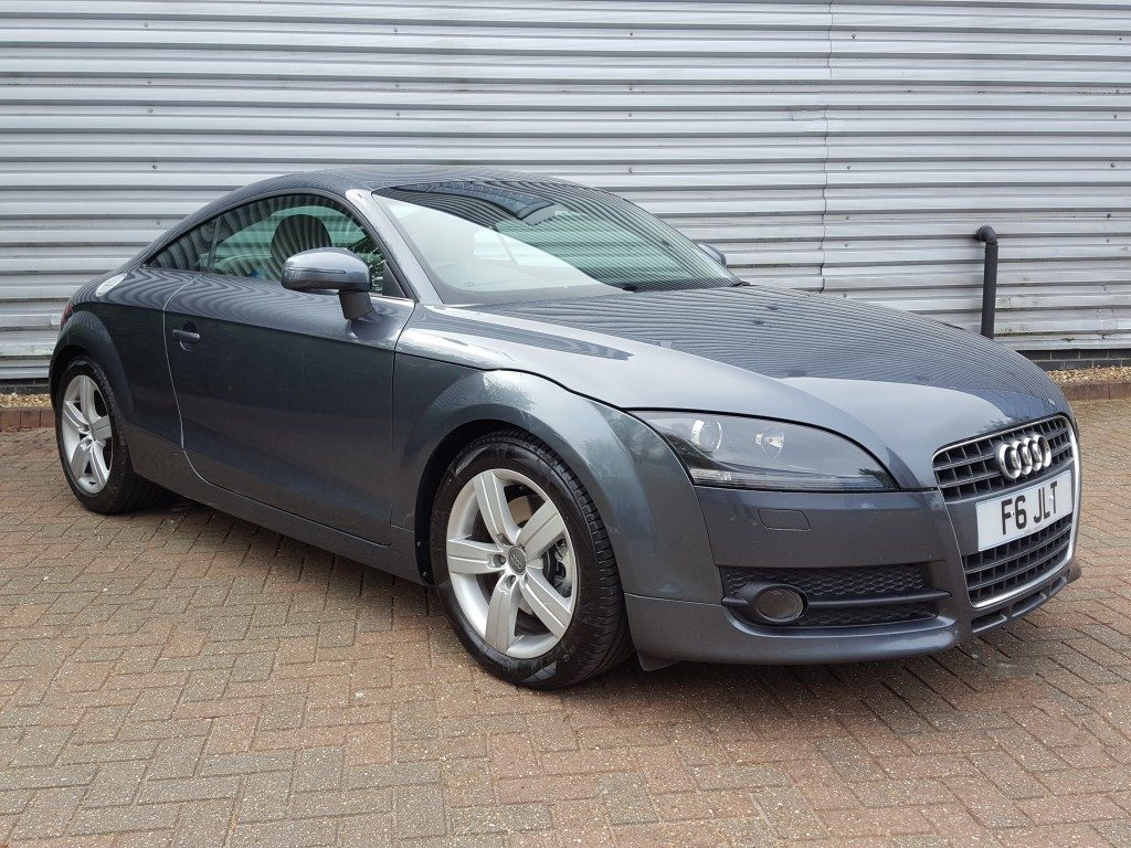 audi tt tfsi exclusive line 2 0 2dr 2008 for sale aspinall cars used cars epsom creating. Black Bedroom Furniture Sets. Home Design Ideas