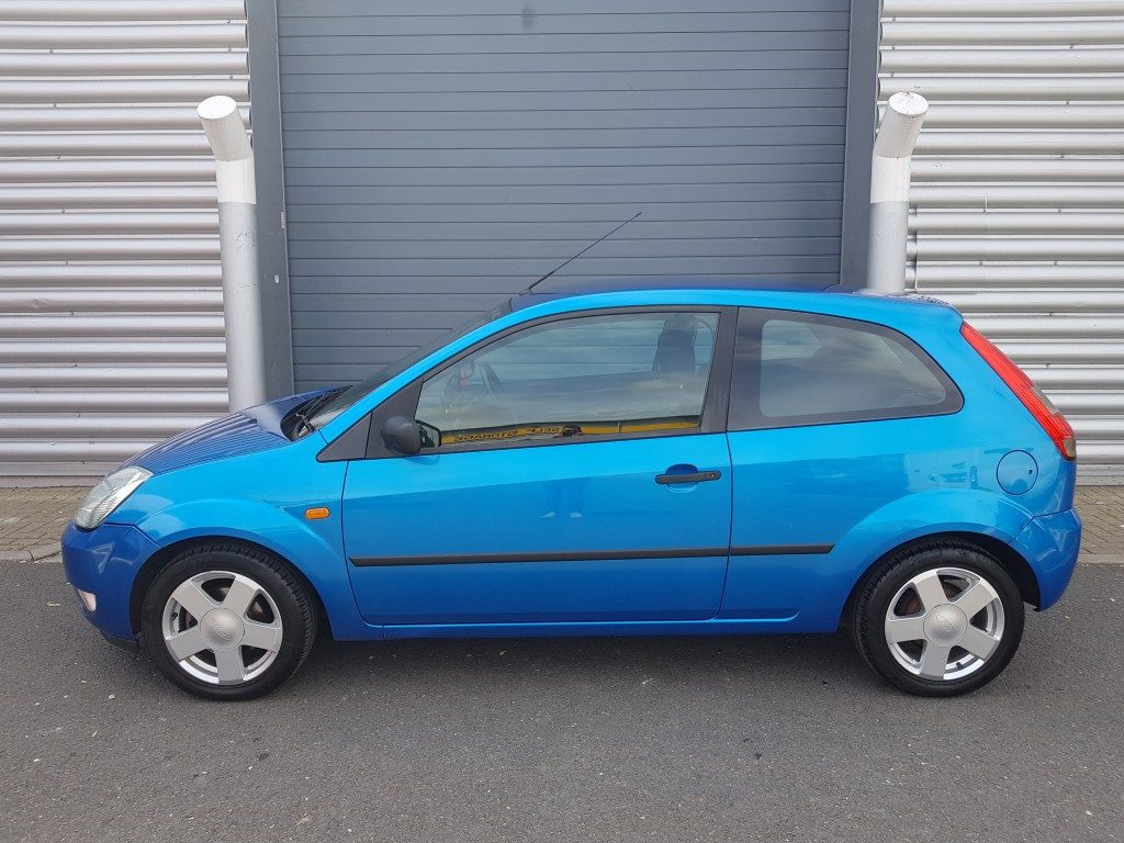 ford fiesta 2005 owners manual